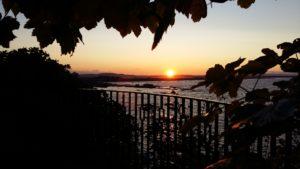 Sonnenuntergang St Andrews